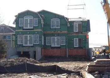Setting Modular home #3
