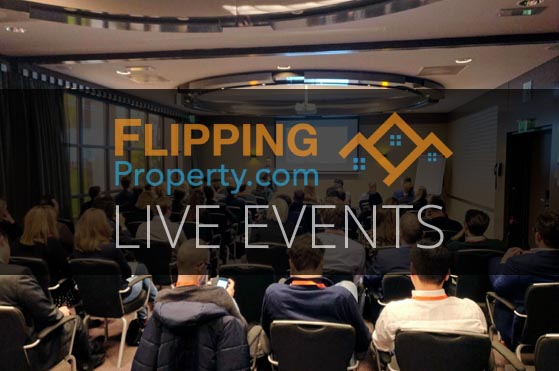 live events real estate investment